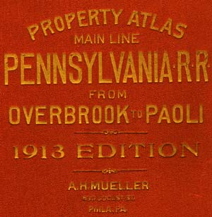 1913 Title Page
