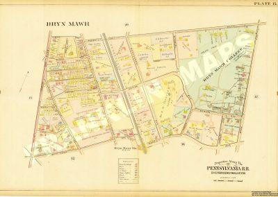 Bryn Mawr College (Plate 15)