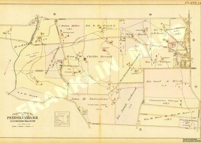 Bryn Mawr West (Plate 14)