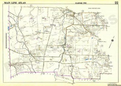 Bryn Mawr West (Plate 22)