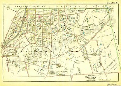 Devon R.R. Station (Plate 29)