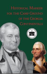 Georgia Contnentals