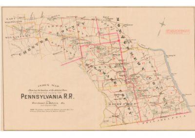 1887 Index Map