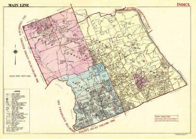 1948 Index Map