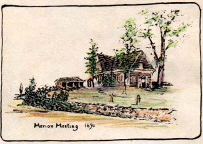 Merion Meeting - 1690