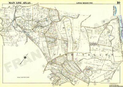 Mill Creek area (Plate 10)