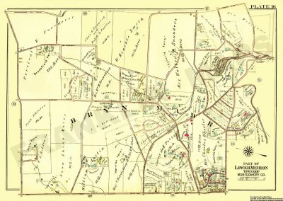 Mill Creek area (Plate 16)