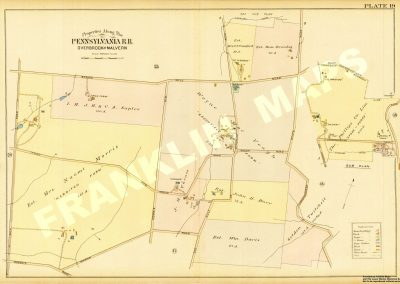 Mt. Pleasant area (Plate 19)
