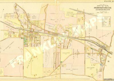 Paoli, Malvern R.R. Stations (Plate 33)