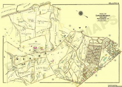 Penn Valley (Plate 8)