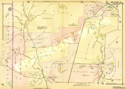 Radnor South (Plate 19)