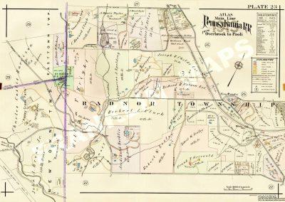 Radnor West (Plate 23)