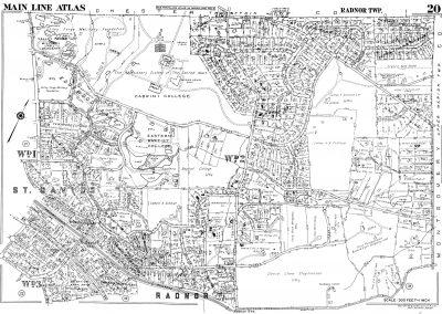 St. Davids R.R. Station (Plate 20)