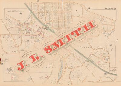 St. Davids, Wayne R.R. Stations (Plate 21)
