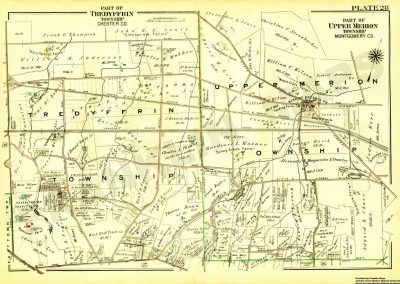 Strafford North (Plate 28)