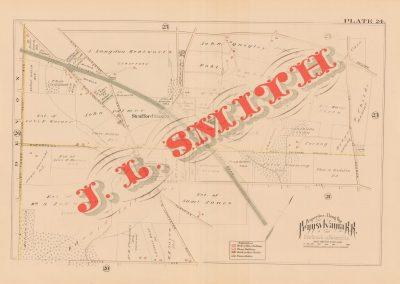 Strafford R.R. Station (Plate 24)