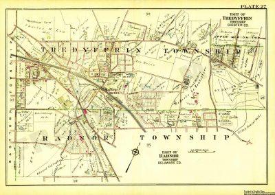 Strafford R.R. Station (Plate 27)