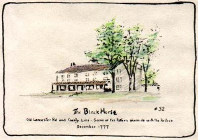 The Black Horse Old Lancaster Rd. and County Line