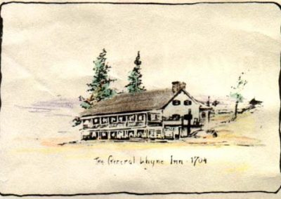The General Wayne Inn - 1704