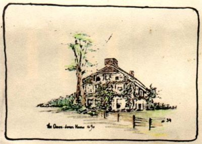 The Owen Jones House 1690