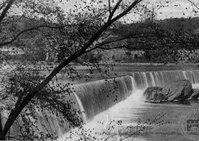 Flat Rock Dam, Schuylkill River