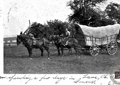 Conestoga Wagon