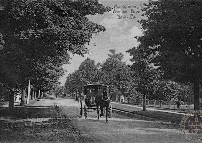 Montgomery Avenue, Bryn Mawr