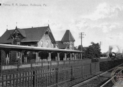 Pennsylvania Railroad Station, Ardmore