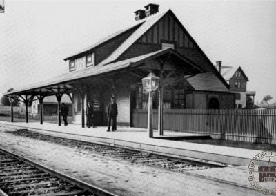 Pennsylvania Railroad Station, Bala