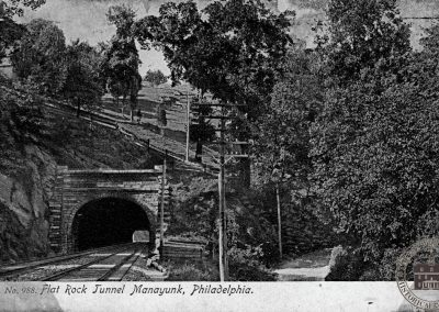 Flat Rock Tunnel Manayunk, Philadelphia