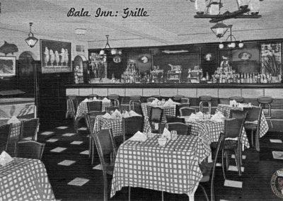 Bala Inn, Bala.