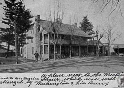 General Wayne Inn, Merion