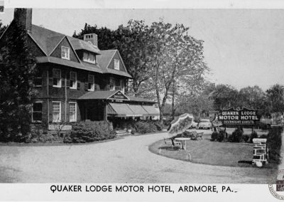 Quaker Lodge Motor Hotel, Ardmore