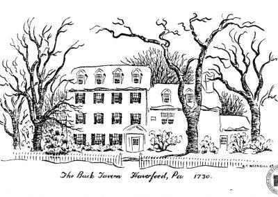Buck Tavern, Haverford
