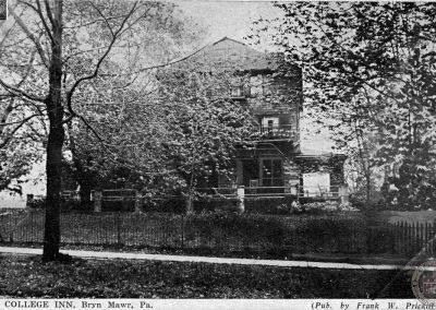 College Inn, Bryn Mawr