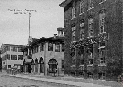 The Autocar Company, Ardmore