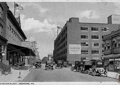 Autocar plant, Ardmore