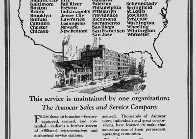 Autocar Advertisement