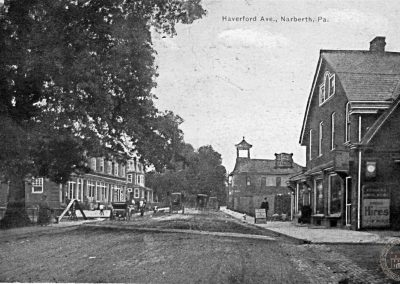 Haverford Avenue, Narberth