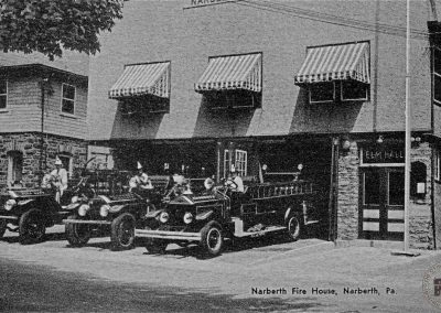 Narberth Fire House, Narberth