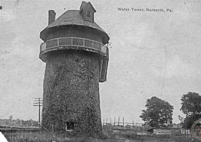Water Tower, Narberth