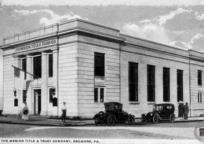 Merion Title and Trust Company, Ardmore