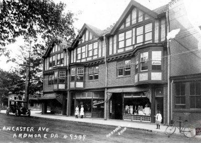 Lancaster Avenue, Ardmore