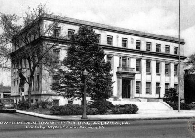 Lower Merion Township Building, Ardmore