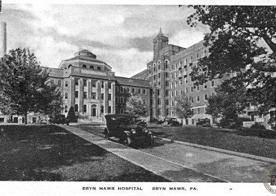 Bryn Mawr Hospital, Bryn Mawr