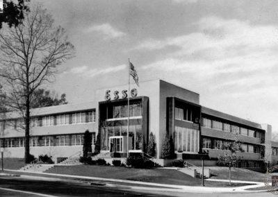Esso Standard Oil Company, Pennsylvania Division Headquarters, Bala