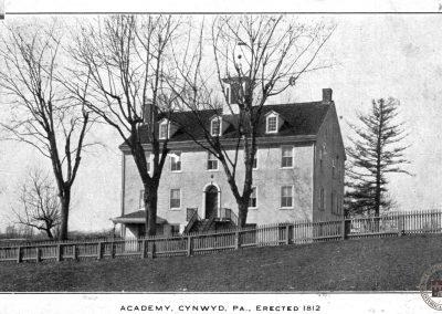 Lower Merion Academy, Cynwyd