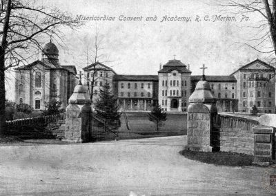 Mater Misericordiae Convent and Academy, Merion