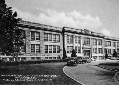 Lower Merion Junior High School, Ardmore