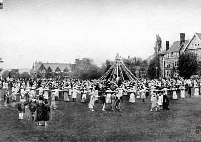 May Day, Bryn Mawr College, 1924